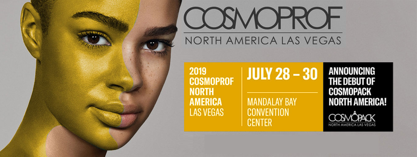 Cosmoprof 2019 Banner