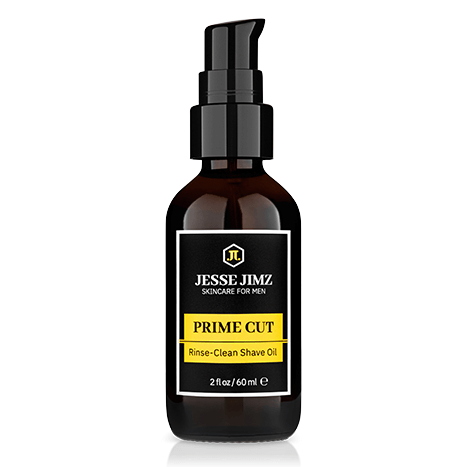 Prime Cut Shave and Beard Oil