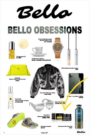Press Clipping - Bello Magazine