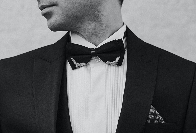 how to bow tie